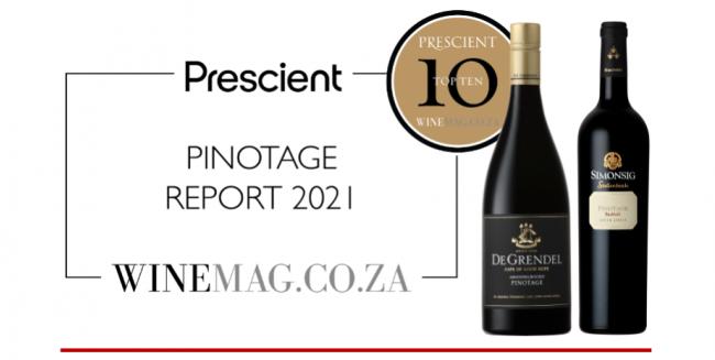 Prescient Pinotage 2021