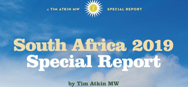 Tim Atkin Report