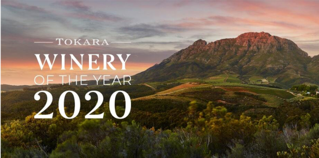 Tokara Winery Of The Year 1